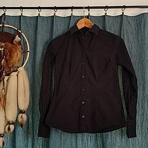 Black Buttondown Shirt